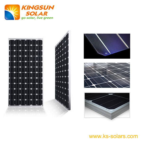 High Efficiency 260W-315W Mono Solar Panel Module