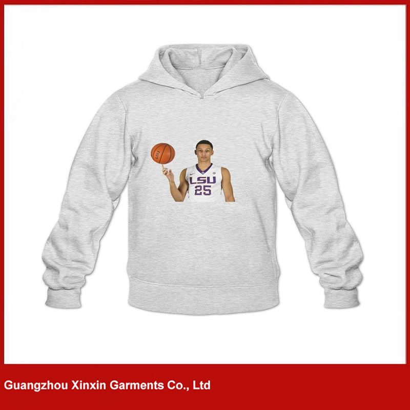 Digital Printing Sports Hoody for Wholesale for Men and Women (T80)