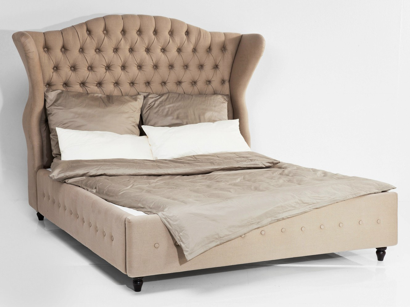 European Modern Cloth Art Bed Home Furniture