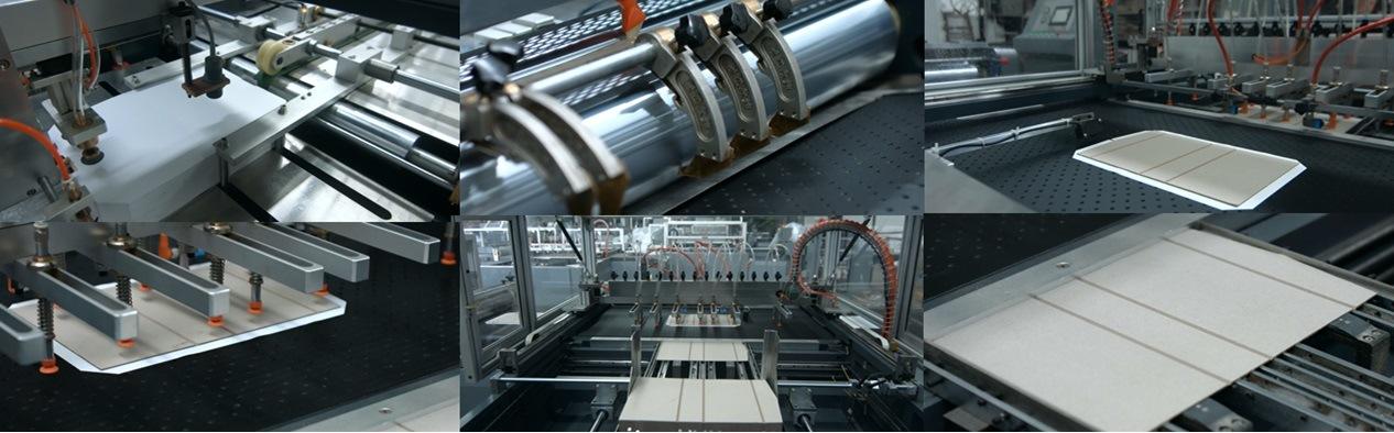 Case-Making Machine Qfm-600A