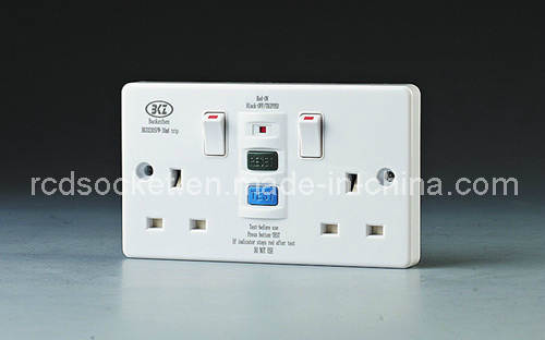 RCD Surge Protection, Bs Standard (BKZ0230SPW)