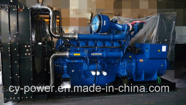 400 kVA Land Generator Set with Perkins Engine/ Stamford