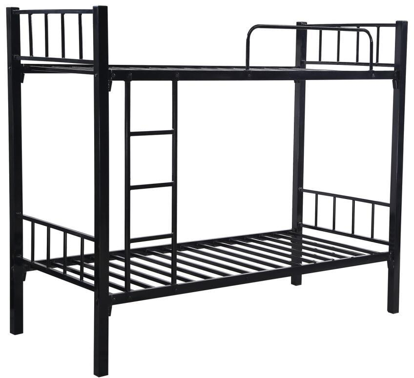 Wholesale High Quality Heavy Duty Metal School Student Worker Military Double Bed