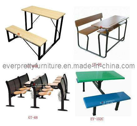 Adjustable Student Desk and Chair (GT-47)