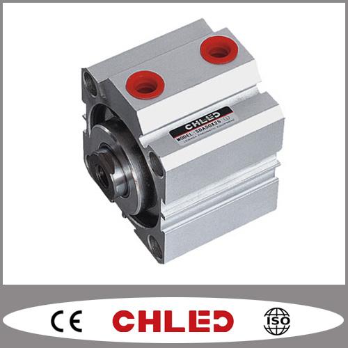 Compact Pneumatic Cylinder (SDA Series)