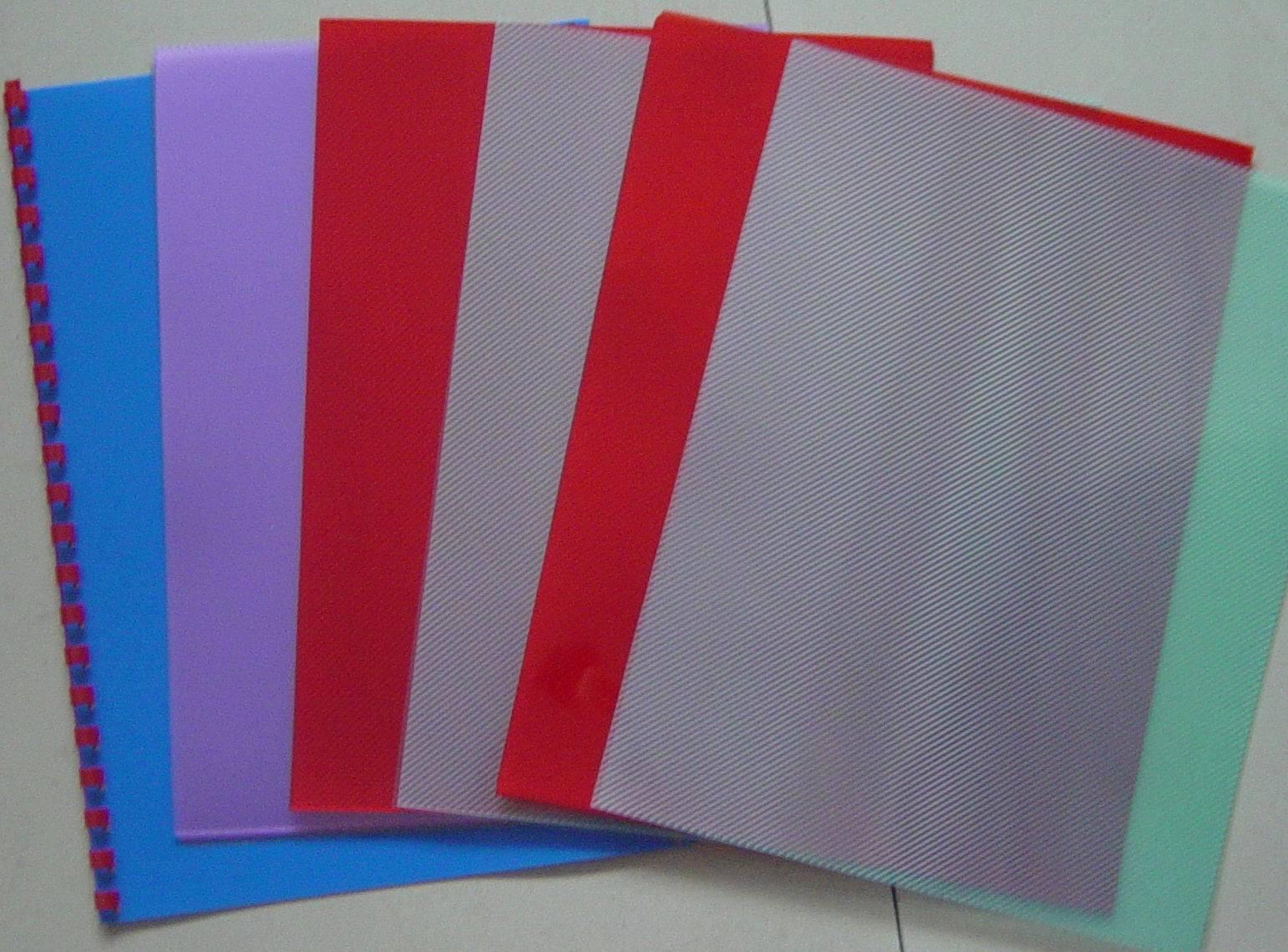 PP Binding Cover