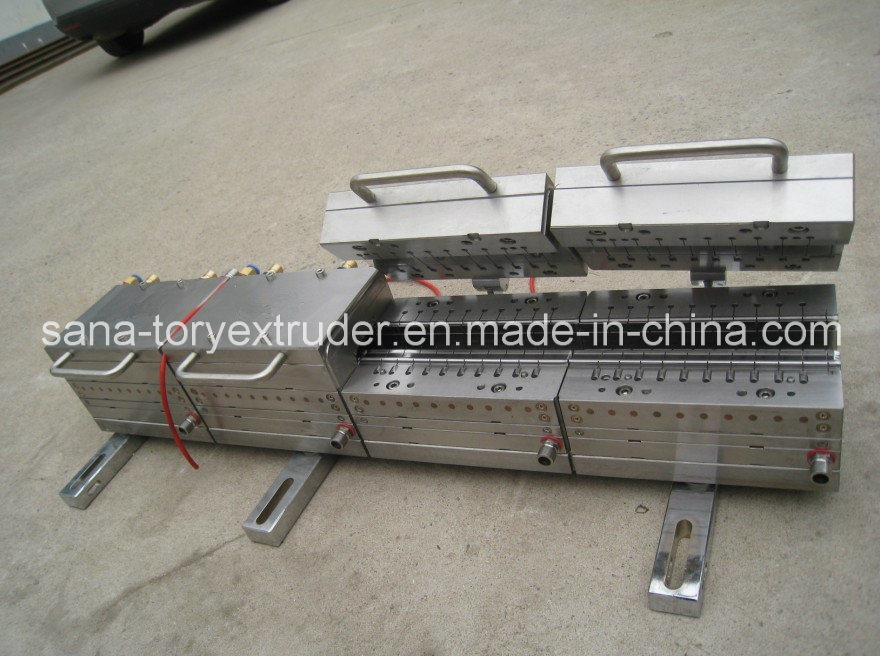Plastic Extrusion Mould for PVC WPC Profile Products