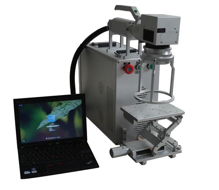 Fiber Laser Marking Machine for Engraving Rings