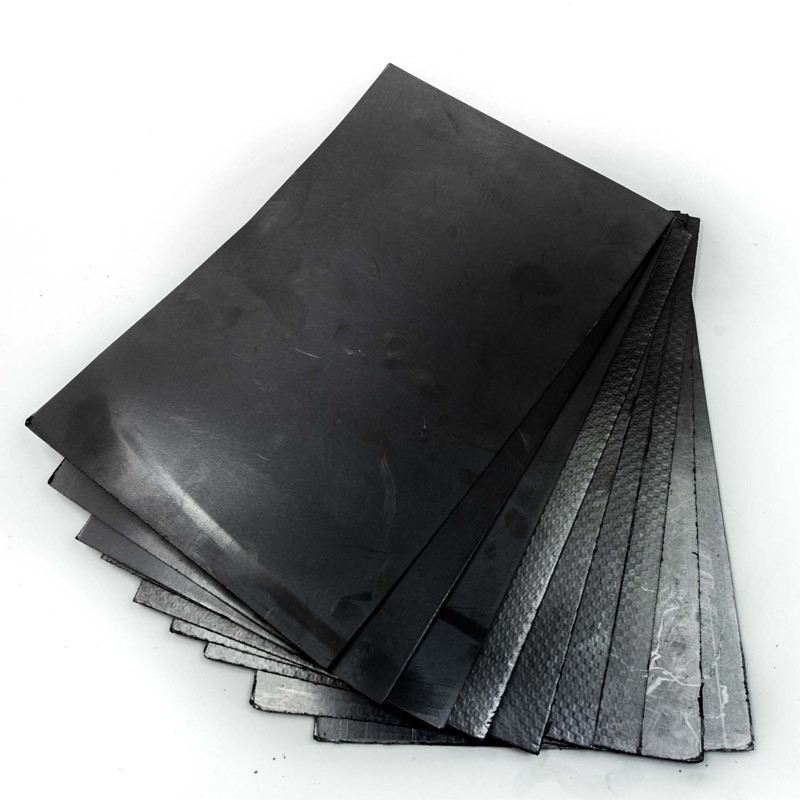 Metal Insert Reinforced Flexible Natural Graphite Sheet