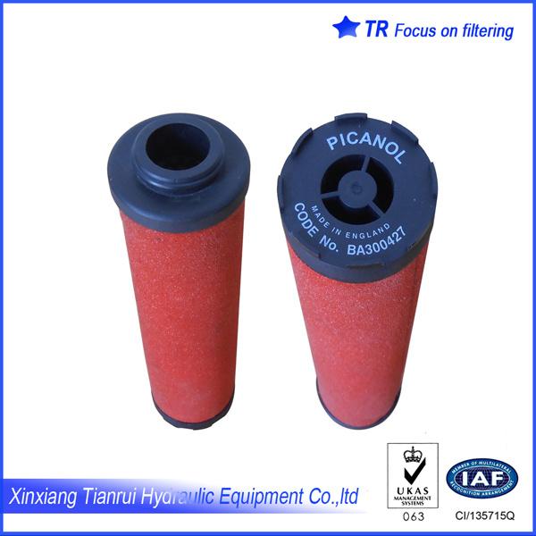 Ba300427 Precision Filter Air Compressor Filter Element