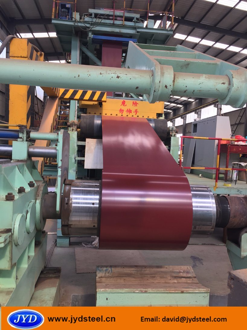 PPGL Pre-Painted Galvalume Steel Coil