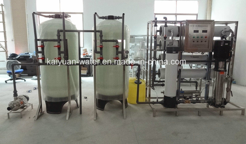 4tph Reverse Osmosis Water Purification Unit/Compact RO System