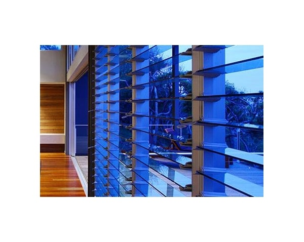 Louvre /Louver Glass (Polished Edge Work)