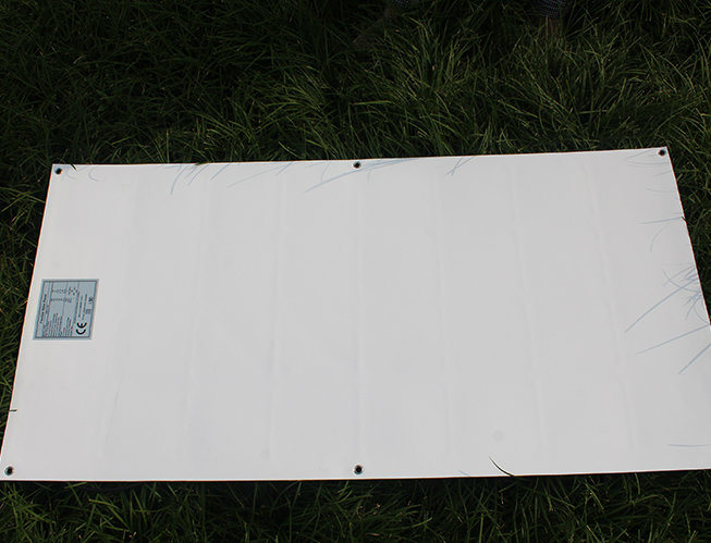 Attractive Price Semi Flexible Solar Panel 100W 18V Solar Module
