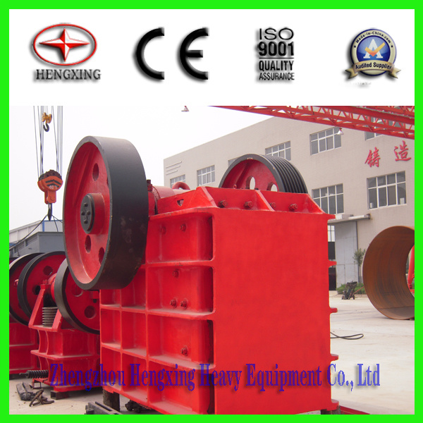 Large Capacity Jaw Stone Crusher Machine