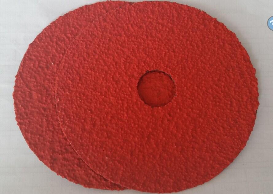 Fibre Disc/Resin Fiber Disc/Abrasive Disc/Edger Disc