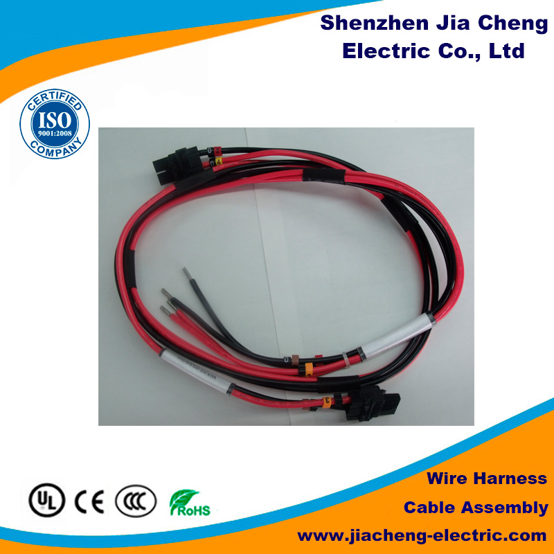 CE RoHS Approval OEM Auto Electrical Wiring Harness Manufacturer