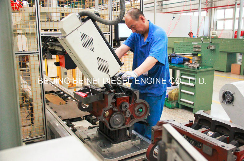4-Stroke Engine Air Cooled Diesel Engine/Motor F6l913 79kw/85kw