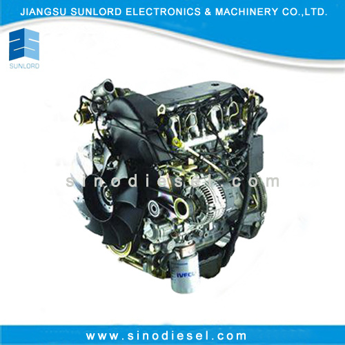 Sofim 8140.43S Diesel Engine