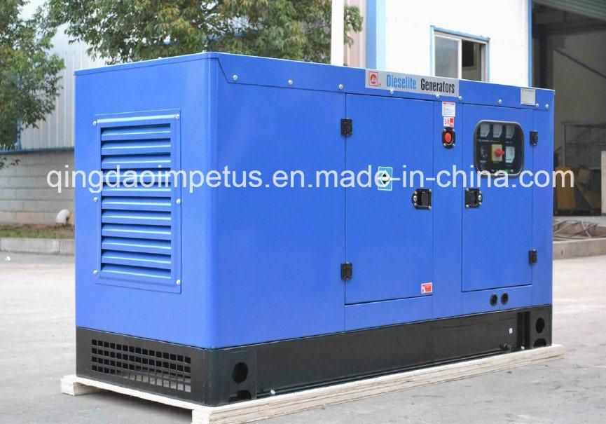 Single-Phase 20kw Weichai Diesel Generator