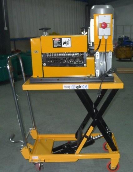 wire stipping machine