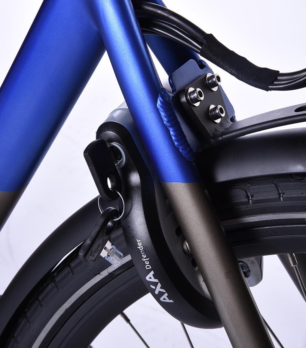 2017 Brushless E-Bike with 36V SANYO Lithium Battery