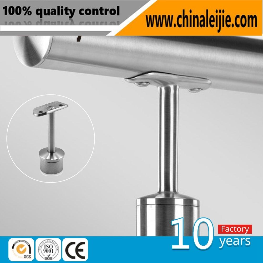 304 Stainless Steel Railing Handrail Bracket /Handrail Support