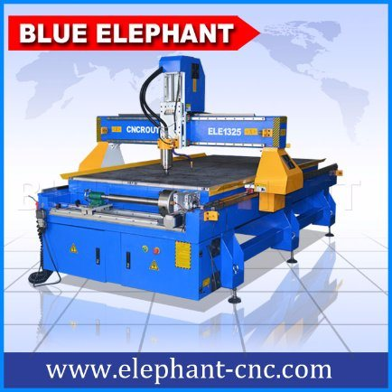 Woodworking Machine CNC Router with Rotary Device