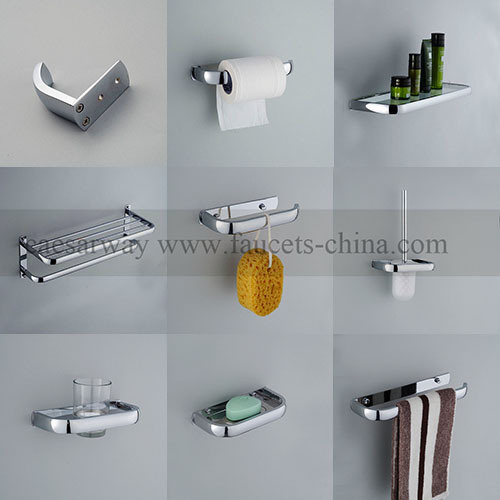 New Design Brass Bathroom Accessories
