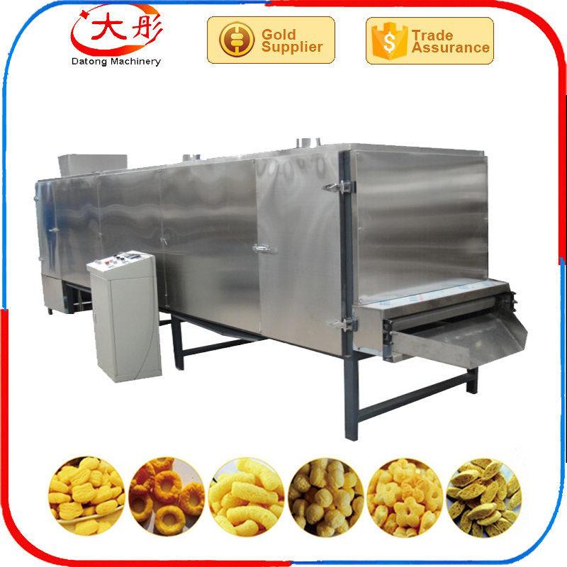 Corn Snacks Food Processing Equipment