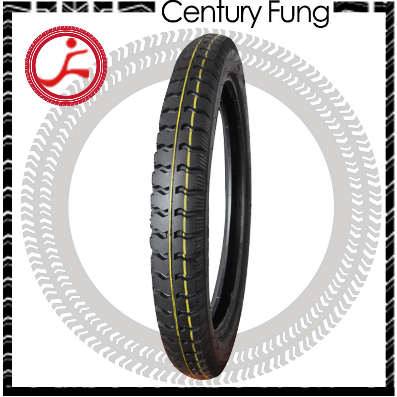 125cc Motorcycle Tyre with Inner Tube 3.00-17 2.75-17 2.50-17 2.75-14