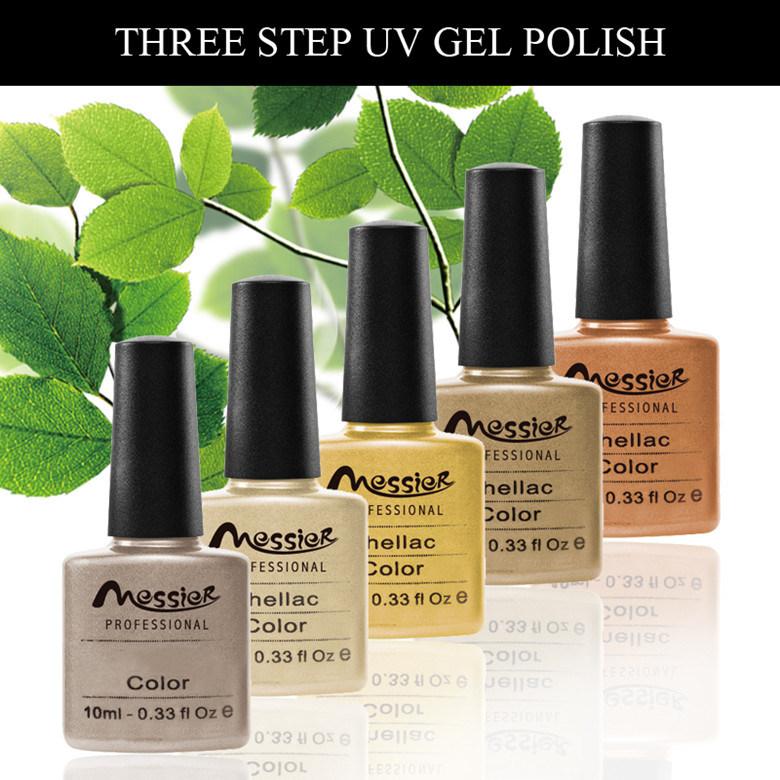 Long Lasting UV/LED Soak off UV Gel Polish 10ml Nail Beauty