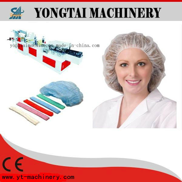 Dispsoable Disposable Hats and Hair Nets Making Machine