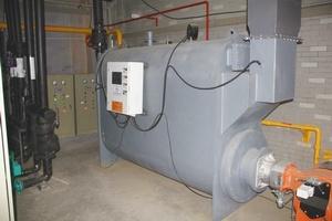 Dual System Vacuum Boiler (VB-200)