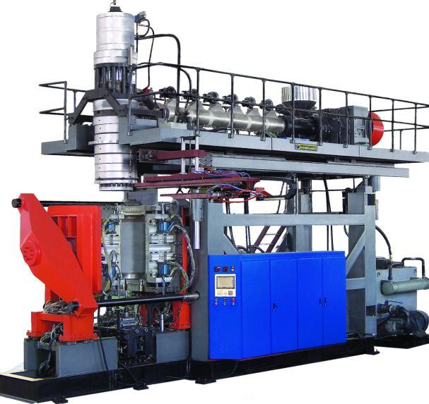 50L Plastic Drum Extrusion Blow Molding Machine