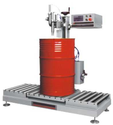 High Precise 200L Drum Filling Machine