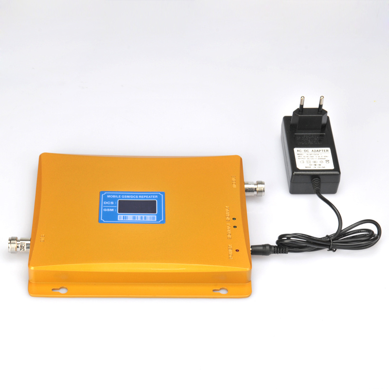 High Power GSM Dcs Repeater Dual Band 900/ 1800 GSM Signal Booster