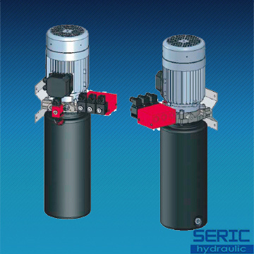 Hydraulic Power Pack, Hydraulic Power Units for Two-Post Lifts