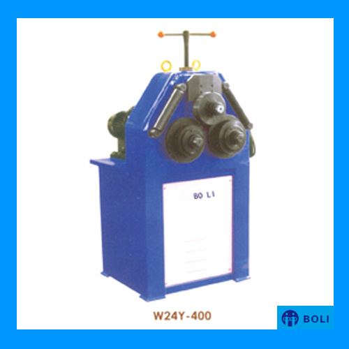 W24y Series Hydraulic Section Bender