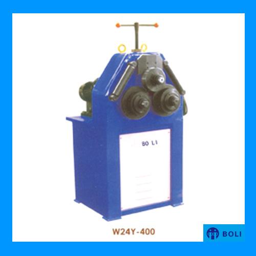 W24y Series Hydraulic Section Bender