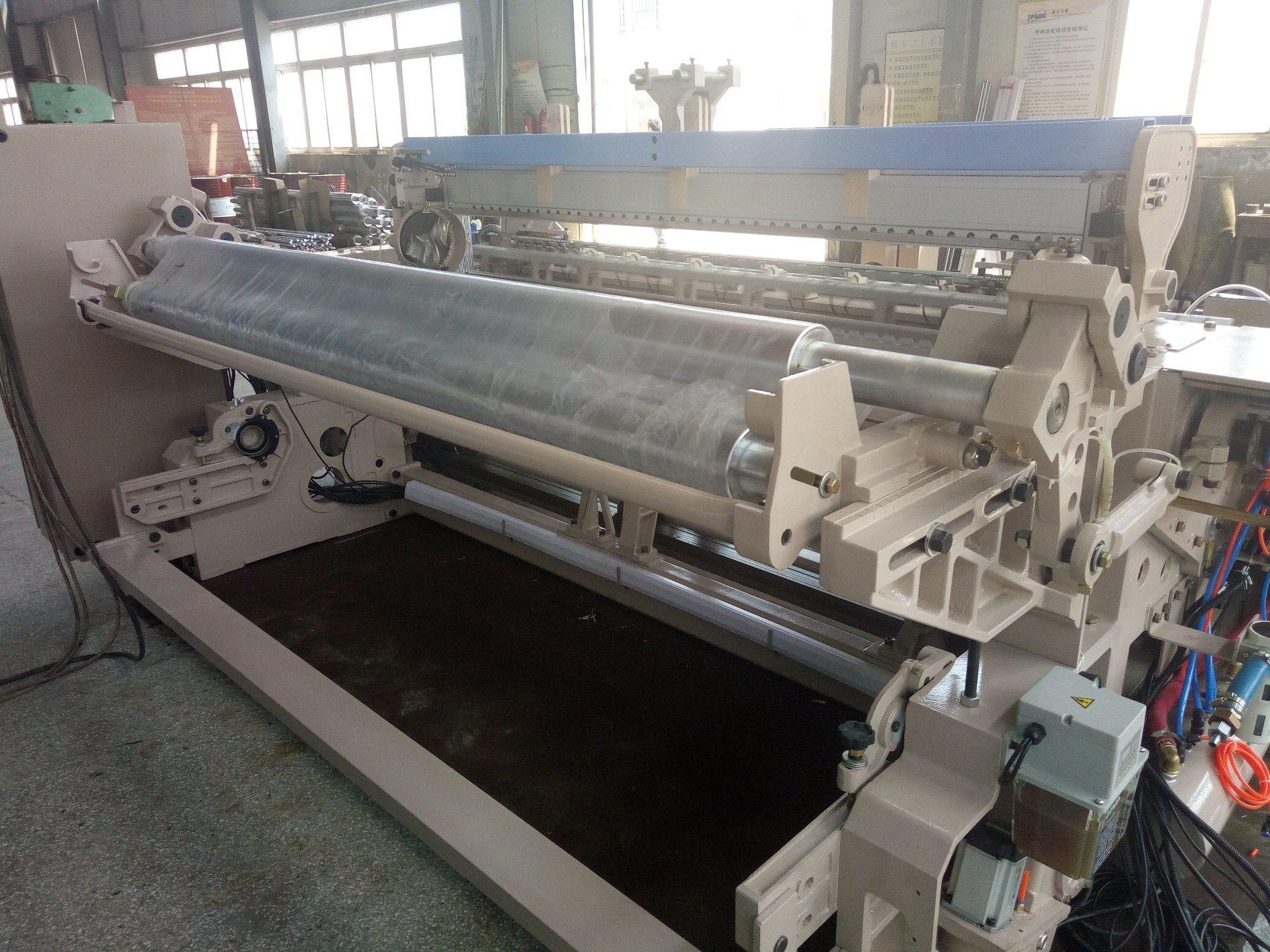 High Speed Air Jet Power Loom Weaving Machinery