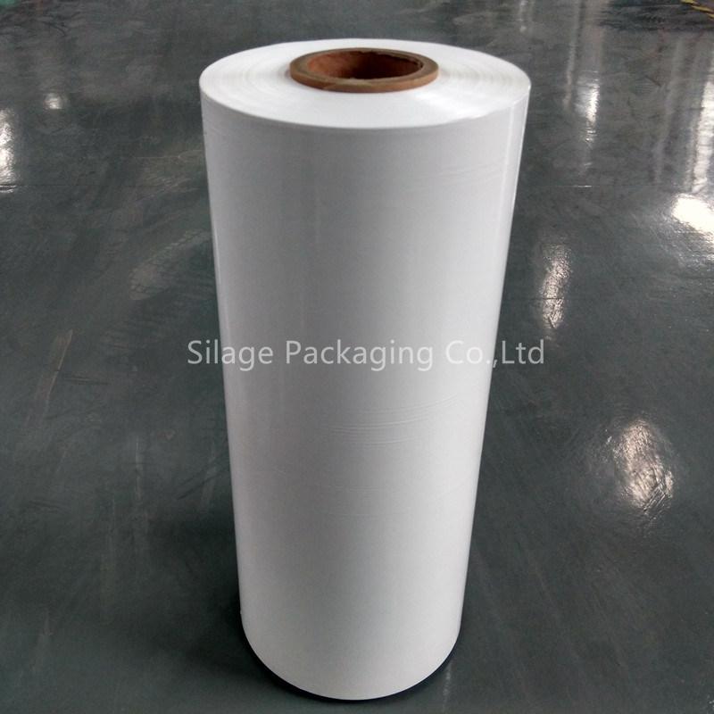 Blown LLDPE White Color Corn Wrap Film