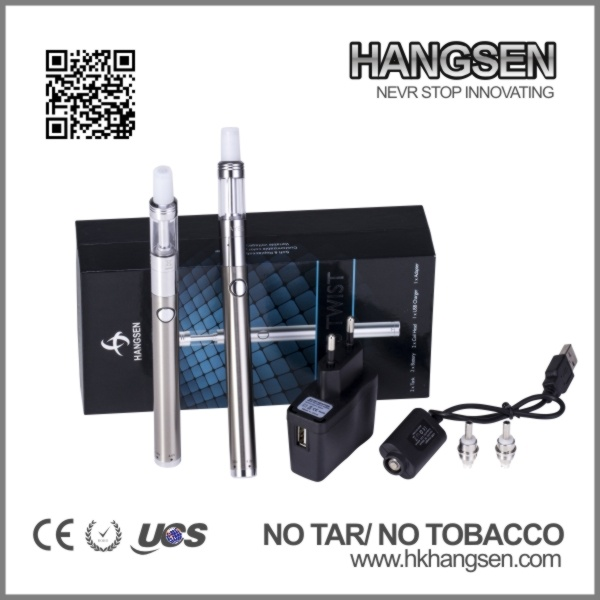 Hangsen Elegant Design Silky Smooth Touching E Cigarette, Vaporizer