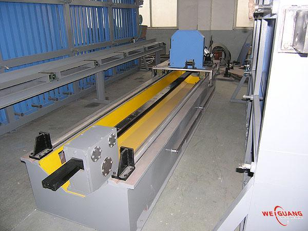 Wg25 Machine for Making Metal Pipe