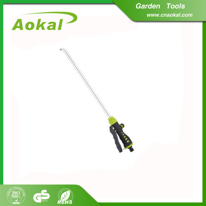 Garden Tool Al Tube Cleaning Gun Watering Wand for Air