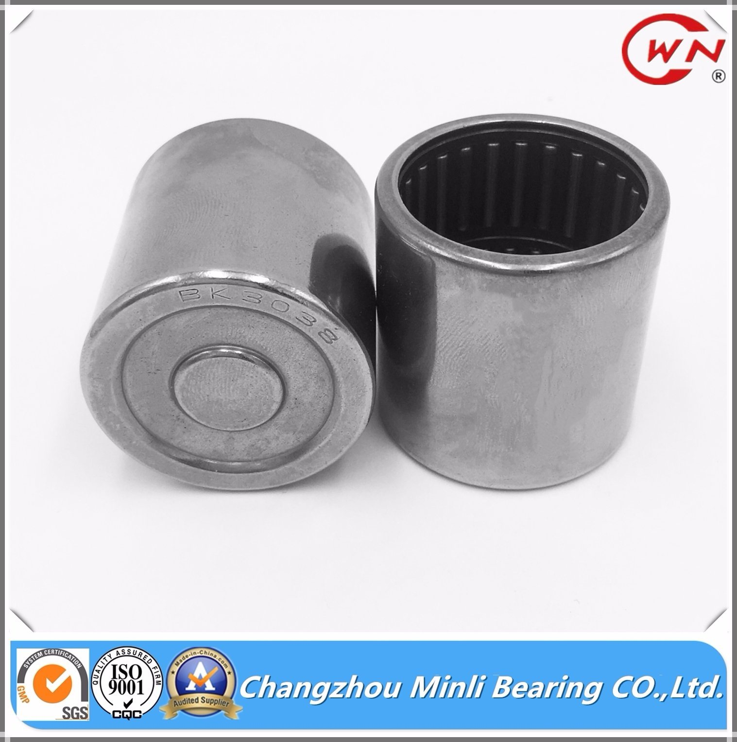 Factory Drawn Cup Needle Roller Bearing with Retainer