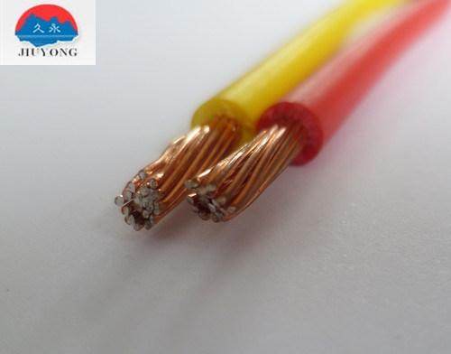 Copper Clad Wire : China electric wire with copper clad aluminium conduct