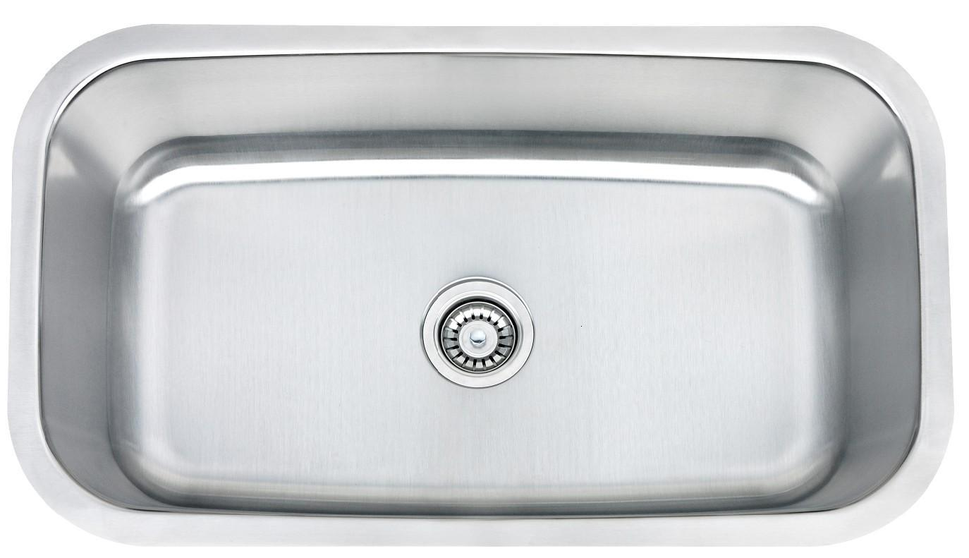 Stainless Steel Kitchen Sinks : ... Stainless Steel Kitchen Sink (3118) - China Sink, Stainless Steel Sink