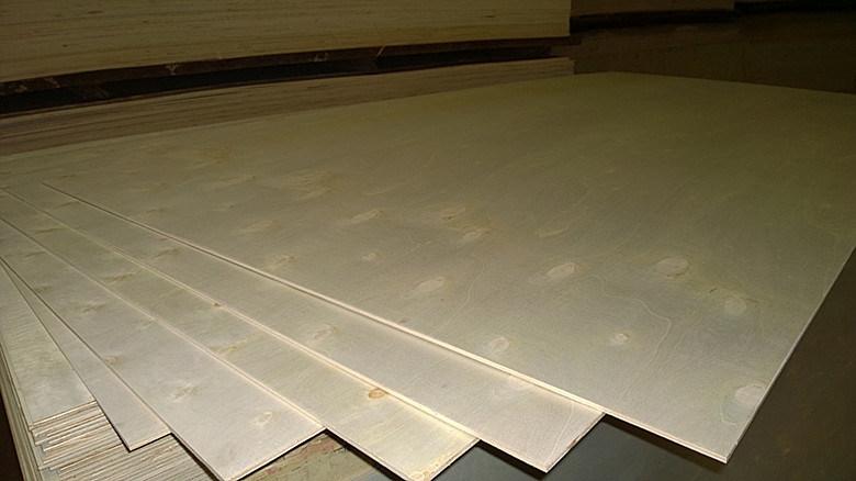 AAA Grade 100% Poplar Fancy Plywood for Decoration
