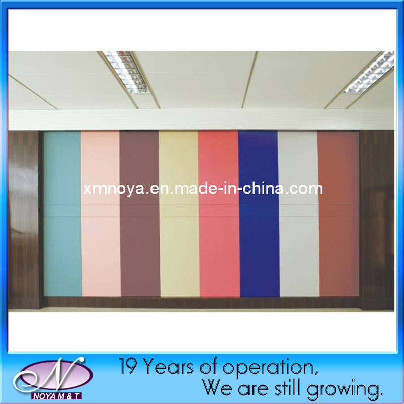 Sound Absorption / Insulation Fiberglass Acoustic Interior Wall / Door Panel